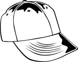 winter hat coloring pages baseball cap coloring page funycoloring