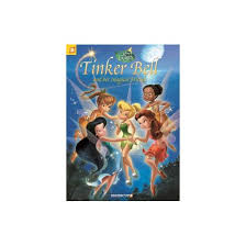 disney fairies 18 tinker bell magical friends paperback