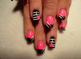 Images About Nails On Pinterest Easy Nail Art Nail Design And - Easy at home nail designs