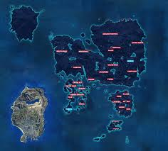 Gta World Map Fan Makes Just Cause 3 Full Map Compares It With Gta V