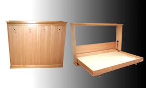 bed frames how to build a murphy without kit folding queen