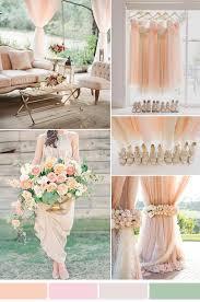 wedding color schemes top 5 neutral wedding color combos ideas 2015 tulle chantilly