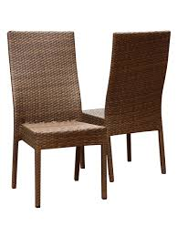 furniture amazing handmade rattan wicker dining chair handmade