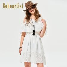 pattern a line shift dress bohoartist shift dress pattern cold shoulder insert contrast print