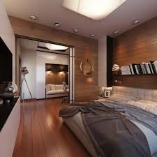 ideas for mens bedrooms brown curtain natural lighting decorative