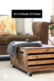 diy storage ottoman live laugh rowe