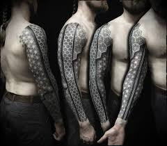 geometric tattoo sleeves google search geometric tattoo sleeve