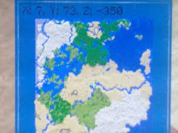 Minecraft Usa Map by 1 Every Biome Minecraft Seed With Co Ordinates Xbox 360
