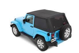 jeep wrangler 2 door hardtop black bestop 56852 35 trektop nx plus in black for 07 18 jeep