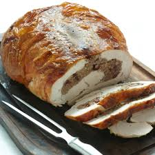 turkey breast stuffed with italian sausage and marsala steeped