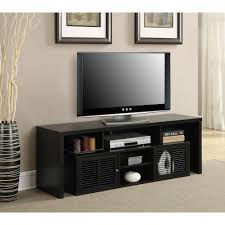 tv stands awesome black tv stand with storage picture design