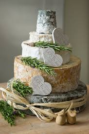 image result for wedding cake of cheeses wedding