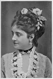 women hairstyle france 1919 adelina patti 10 february 1843 27 september 1919 was a highly