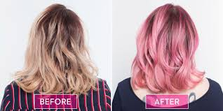 should wash hair before bayalage how to care for pastel hair tips for pastel pink hair