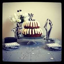 bundt cake wedding nothing bundt cakes home ideas