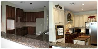 Painting Kitchen Cabinets With Chalk Paint Sloan Chalk Paint Kitchen Cabinets Before And After