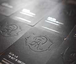 Premium Business Cards Embossed Business Cards Inspiration At Fresh Business Cards