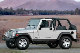 pre owned 1997 2006 jeep wrangler tj truck trend