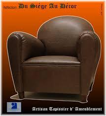 tapissier siege les fauteuils confortables le fauteuil enfant du siège au