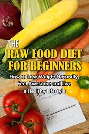 the raw food diet for beginners how to lose weight naturally