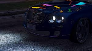 2010 bentley continental flying spur 2010 bentley continental flying spur add on replace gta5