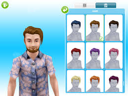 missy u0027s sims and stuff the sims freeplay charming barber hair