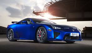lexus lfa in the usa sound the alarm there are still brand new unregistered lexus