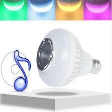 bluetooth music light bulb led music bulb wireless bluetooth led colorful music light bulb