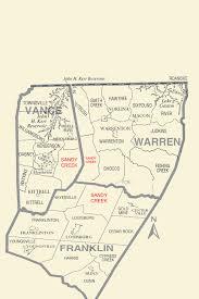 County Map Of North Carolina Faulkner U0027s Of Sandy Creek Main Page