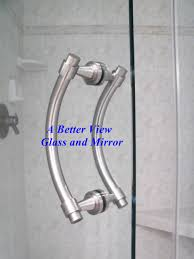 Shower Doors Handles Towel Bars For Glass Shower Panels And Glass Shower Doors