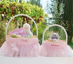 Pottery Barn Baskets With Liners 137 Best Easter U003e Easter Baskets U0026 Liners Images On Pinterest