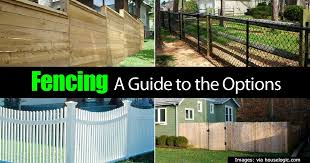 Creating Privacy In Your Backyard Fencing Options Best 25 Fence Options Ideas On Pinterest Fencing