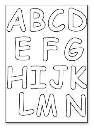 printable alphabet stencils free cut out alphabet stencils large free printable abc alphabet