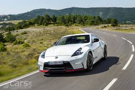 nissan 370z blacked out 2015 nissan 370z nismo facelift revealed cars uk