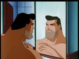 man steel u0027 photos superman beard henry cavill