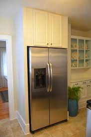 Woodsman Cabinets Above Refrigerator Cabinet Usashare Us
