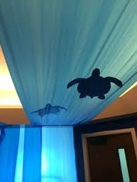 Under The Sea Decorations For Prom Under The Sea Party детенышам Pinterest Crepe Paper Crêpes