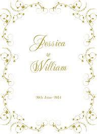 wedding invitation borders kawaiitheo com