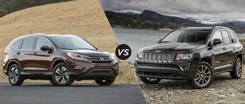 crossover honda 2016 2016 honda crv vs 2016 jeep compass drive wheaton
