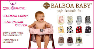 Baby High Chair Cover This Balboa Baby High Chair Cover Would Delight You With Its Comfort