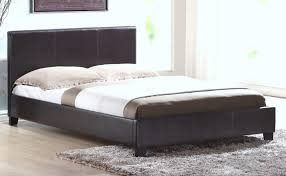 Faux Leather Bed Frames Venice Faux Leather Bed Frame Mattress