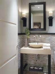 Powder Room Towels - small powder room designs homesfeed