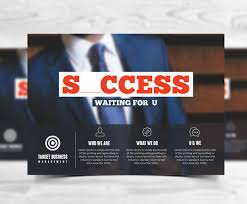 multipurpose corporate advertising postcard template