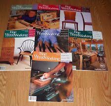 Good Woodworking Magazine Subscription by Woodworking Magazines Ebay