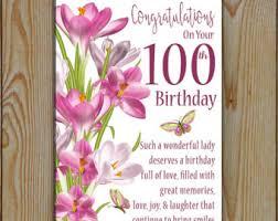 100th Birthday Card 100th Birthday Card Gangcraft Net