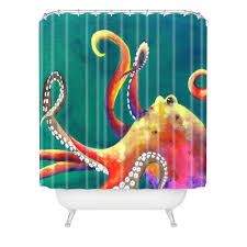 Deny Shower Curtains 10 Cool Shower Curtains For Animal Lovers