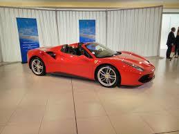 ferrari 488 convertible ferrari u0027s new 488 spider drops roof and price goauto