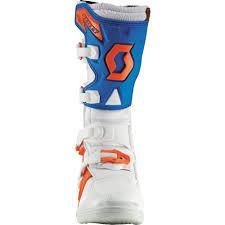 kids motocross boots boot mx scott 350