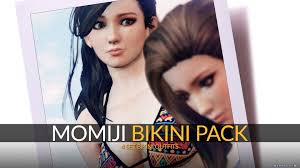 dead or alive 5 pack add on ped replace v1 0 for gta 5
