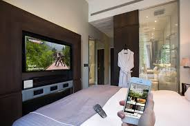 eccleston square hotel in london is one of the most high tech